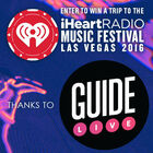 Enter to win a trip for two, to the iHeartRadio Music Festival!