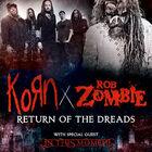 Win Korn & Rob Zombie Tickets on the Subway Platform