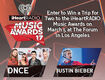 Safeway and Coors Light want to send you to the iHeartRADIO Music Awards