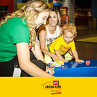 WIN a Family Four-pack of combo-tickets to LEGOLAND Discovery Center and SEA LIFE Arizona Aquarium at Arizona Mills in Tempe!
