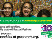 Win Girl Scout Cookies!