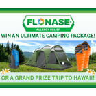 Win an Ultimate Camping Package from Flonase!