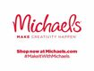 Register to win a $50 Michael's gift card.