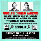 Win Tickets To The Oddball Comedy Fest At BB&T Pavilion!