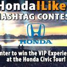 #HondaILikeIt Hashtag Contest