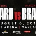 Win Tickets to Ward vs. Brand