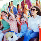 Win a Family 4-pack to Bay Area Amusement Park!