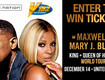 Enter to win tickets to see Maxwell and Mary J. Blige