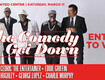 Enter for a chance to win tickets to Comedy Get Down