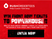 Rush Order Tees Powerhouse T-Shirt Design Contest
