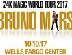 Win Tickets To See Bruno Mars!