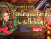 Kramer & Geena Feed Your Family For The Holidays!