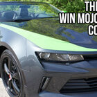 This Summer, Win Mojo's Camaro Convertible