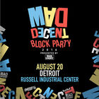 Win tickets to the Mad Decent Block Party!