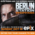 EDMS Berlin Station Sweepstakes