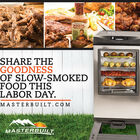 Win a Masterbuilt Smoker for Labor Day!