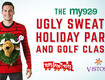 Win your way to the My 92.9 Ugly Sweater Holiday Party and Golf Classic