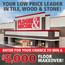 The iHeartRadio Floor & Decor $5,000 Sweepstakes!