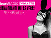 Win a chance to see Ariana Grande on tour powered by T- Mobile!