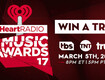 Listen to Win a VIP Trip to Our 2017 iHeartRadio Music Awards!