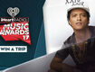 Vote to win the #iHeartAwards 24k VIP experience with Bruno Mars!
