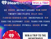 Win Free Tickets & Trip to the 2016 iHeartRadio Music Festival!