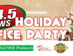 3WS Holiday Office Party