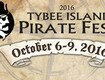 Win a Family 4 Pack to the Tybee Pirate Festival