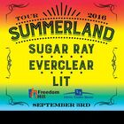 Win FRONT ROW tickets to the Summerland Tour!