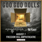 Win FRONT ROW tickets to see Goo Goo Dolls!