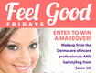 Feel Good Fridays Makeover from Dermacare