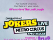 Win a trip to NYC to see truTV's IMPRACTICAL JOKERS LIVE: Nitro Circus SPECTACULAR