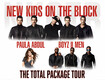 WIN A PAIR OF TICKETS TO THE TOTAL PACKAGE TOUR!