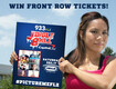Picture Me Front Row! for FLZ Jingle Ball Tickets