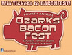 Win a Pair of Tickets to Baconfest!