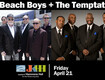 Win Tickets to See The Beach Boys & The Temptations!