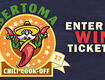 Win 4 Tickets to the Sertoma Chili Cookoff!