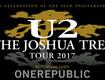 U2: THE JOSHUA TREE TOUR 2017