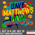 Dave Matthews Band - Summer Tour