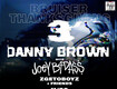 Win tickets to see Danny Brown
