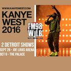 Win tickets to check out Kanye West