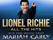 Lionel Richie w/ Mariah Carey - May 2, 2017 in Sacramento