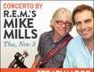 Win Tickets to Concerto for Rock Band by R.E.M.'s Mike Mills