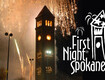 Enter to win a Family 4-Pack of Admission Buttons to First Night Spokane!