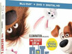 The Secret Life of Pets on Blu-ray!