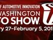 The Washington Auto Show Tickets!