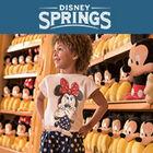 Puedes ganar un fantástico día de compras en Disney Springs con Rumba 100.3!