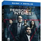 Person of Interest: The Fifth and Final Season on Blu-Ray