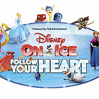Disney On Ice: Follow Your Dreams