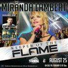 Miranda Lambert Ultimate Access Experience